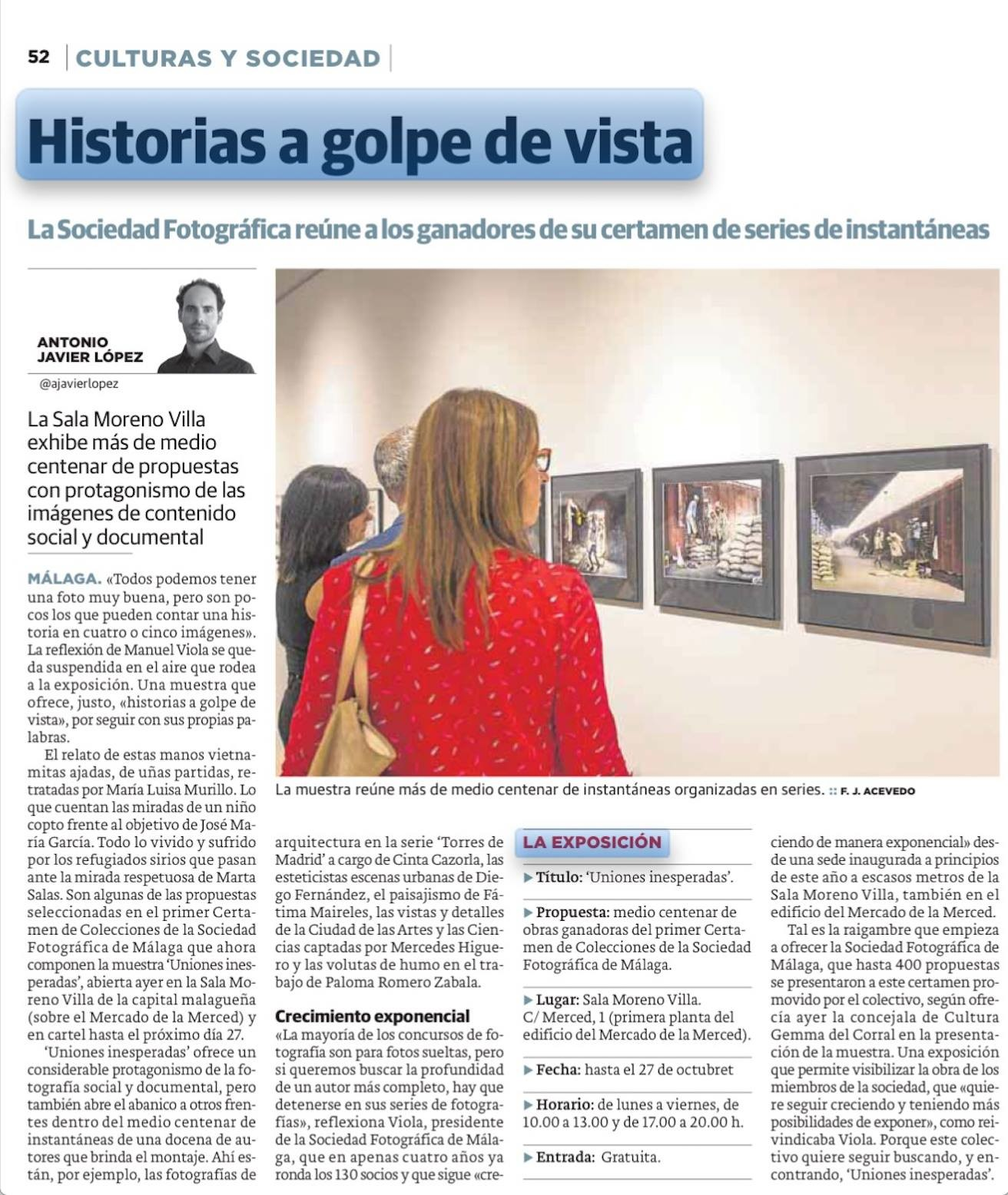 Periodico Sur Expo Series